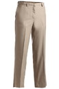 Edwards Garment 8532 Ladies' Microfiber Flat Front Pant