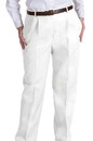 Edwards Garment 8619 Pleated Pant - Women's Pleated Front Pant - 65% Polyester/35% Cotton