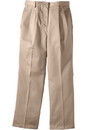 Edwards Garment 8639 Pleated Pant - Women's Pleated Front Pant - 100% Cotton