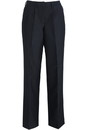 Edwards Garment 8640 Ladies' Pleated Front Poly/Wool Pant