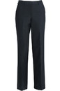 Edwards Garment 8740 Ladies' Flat Front Poly/Wool Pant