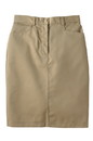 Edwards Garment 9711 Chino Skirt - Women's Medium Chino Skirt