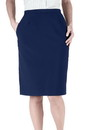 Edwards Garment 9799 Straight Skirt - Women's Polyester Value Skirt