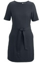Edwards Garment 9925 Ladies' Synergy Washable Jewel Neck Dress