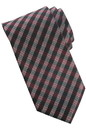 Edwards Garment T007 Collegiate Plaid Tie - Men's