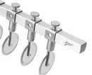 Ateco Multi Wheel Adjustable Cutter