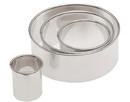 Ateco 1440 4 pc Round Cutter Set