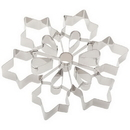 Ateco 14429 Lg Snowflake Cutter S/S