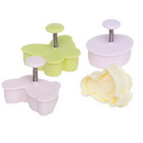 Ateco 1991 4pc Easter Plunger Cutter Set