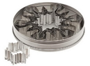 Ateco 4843 5pc Snowflake Cutter Set