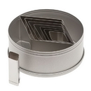 Ateco 5259 8pc. Diamond Cutter Set