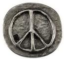 AzureGreen A4502P Peace Pocket stone