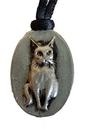AzureGreen ACAT Cat amulet
