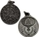 AzureGreen ACTET Tetragrammaton silver color