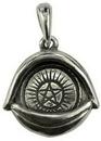 AzureGreen AEYE12 All Seeing Eye Pentagram