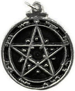 AzureGreen ASPV Second Pentacle of Venus