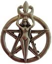 AzureGreen AWICG Wiccan Goddess