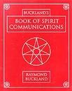 AzureGreen BBOOSPI Book of Spirit Communications by Raymond Buckland