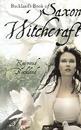 AzureGreen BBUCSAX Buckland's Book of Saxon Witchcraft by Raymond Buckland