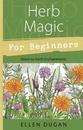 AzureGreen BHERMAGB Herb Magic for Beginners