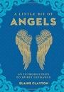 AzureGreen BLITANG Little Bit of Angels (hc) by Elaine Clayton