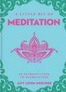 AzureGreen BLITMED Little bit of Meditation (hc) by Amy Leigh Mercree