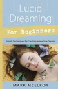 AzureGreen BLUCDREB Lucid Dreaming for Beginners by Mark McElroy