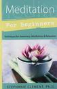 AzureGreen BMEDBEG Meditation for Beginners by Stephanie Clement