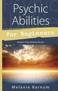 AzureGreen BPSYABIB Psychic Abilities for Beginners by Melanie Barnum