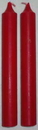 AzureGreen C4RD Red Chime Candle 20pk