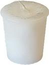 AzureGreen CVHCLE Cleansing Herbal votive - white