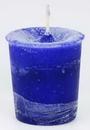 AzureGreen CVHCRE Creativity Herbal votive - purple
