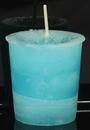 AzureGreen CVHDRE Dreams Herbal votive - light aqua