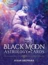 AzureGreen DBLAMOO Black Moon Astrology cards by Susan Sheppard