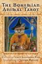 AzureGreen DBOHANI Bohemian Animal tarot (dk & bk) by King & McLeod