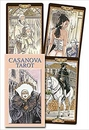 AzureGreen DCASTAR Casanova Tarot by Luca Raimondo