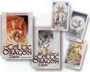AzureGreen DCELDRA Celtic Dragon dk & bk