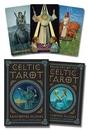 AzureGreen DCELTARS Celtic tarot deck & book by Hughes & Down