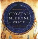 AzureGreen DCRYMED Crystal Medicine oracle by Rachelle Charman