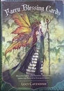 AzureGreen DFAEBLE Faery Blessing cards by Lucy Cavendish