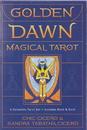AzureGreen DGOLDAWS Golden Dawn Magical Tarot (deck and book)