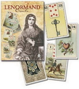 AzureGreen DLENORA Lenormand Oracle cards