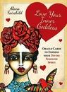 AzureGreen DLOVYOU Love Your Inner Goddess oracle cards by Alana Fairchild