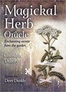 AzureGreen DMAGHER Magickal Herb oracle by Darcey & Dandy