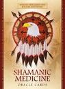 AzureGreen DSHAMED Shamanic Medicine oraclke cards by Meiklejohn-Free & Peters