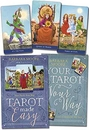 AzureGreen DTARMAD Tarot Made Easy (deck and book) by Barbara Moore