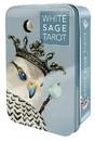 AzureGreen DWHISAGT White Sage tarot tin by Theresa Hutch