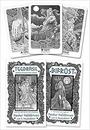 AzureGreen DYGGNOR Yggdrasil Norse Divination cards dk & bk by Halldorsson & Hauksdottir