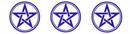 AzureGreen EBPEN3 Pentagram 3