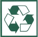 AzureGreen EBREC Recycle Bumper Sticker